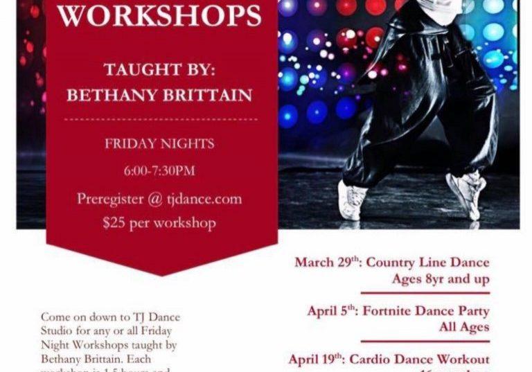 Dance Workshop File